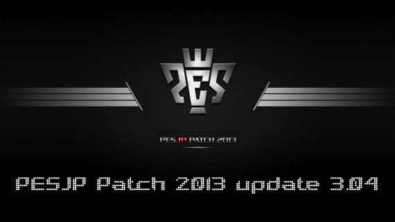 Patch PESJP Patch 2013 (Pro Evolution Soccer 2013) (3.09 GPT Update 3.35) A